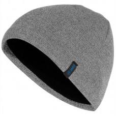 Jako Knitted cap grey melange 21