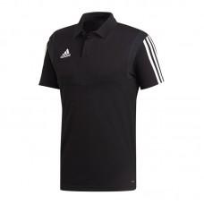 adidas Tiro 19 Poloshirt Black White 867