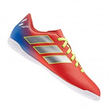 adidas NEMEZIZ Messi 18.4 IN Halle J Kids Red Blue