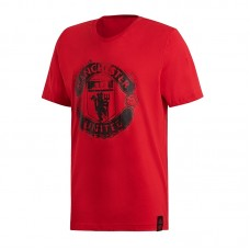 adidas MUFC DNA Graphic Tee T-shirt 332