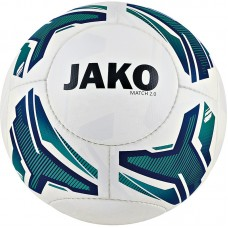 Jako Light ball Match 2.0 white-turqoise-navy, 350g