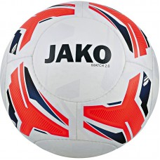 Jako Training ball Match 2.0 white-flame-navy