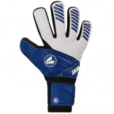 GK glove Champ Supersoft RC royal-black-white