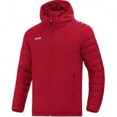 Jako Winter jacket Team chili red Junior 11