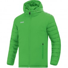 Jako Winter jacket Team soft green Junior 22