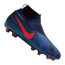 Nike Phantom Vision Elite MG Kids Blue 440