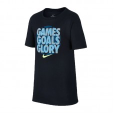 Nike JR Dry Tee Gomes,Goals,Glory T-shirt 010