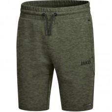 JAKO Men Short Premium Basics khaki mottled