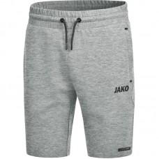 JAKO Men Short Premium Basics heather gray
