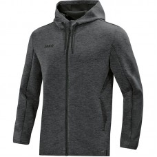 Jako Hooded jacket Premium Basics anthracite