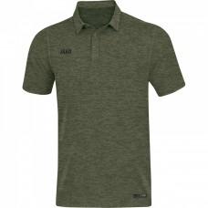 JAKO Men's Polo Premium Basics khaki