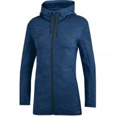 JAKO Women's Hooded Jacket-Premium-Basics-marine