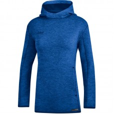 JAKO Women's Hooded Sweater Premium Basics royal