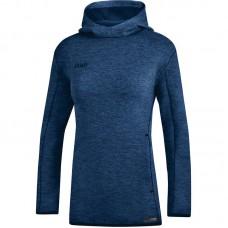 JAKO Women's Hooded Sweat Premium Basics navy
