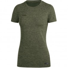 JAKO Ladies T-Shirt Premium Basics khaki
