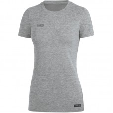 JAKO Ladies T-Shirt Premium Basics heather gray