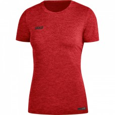JAKO Ladies Polo Premium Basics red
