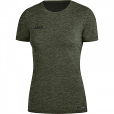 JAKO Ladies Polo Premium Basics khaki