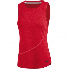 JAKO ladies tank top Active Basics red mottled