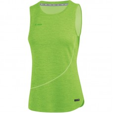 JAKO Women's Tank Top Active Basics neon green