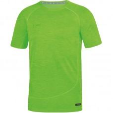 T-shirt Active Basics neon green melange