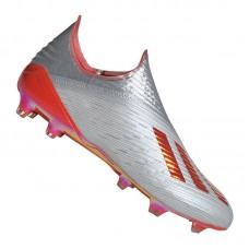 adidas X 19+ FG Silver Red