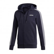 adidas Essentials 3 Stripes FZ Fleece 475