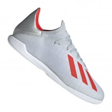 adidas X 19.3 IC Silver Red