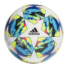 adidas Finale Competition Trainingsball White Green