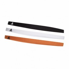 adidas 3 Pack Hairbands 389