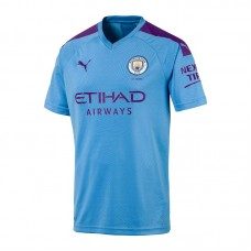 PUMA Manchester City Trikot Home 19/2020 Kids