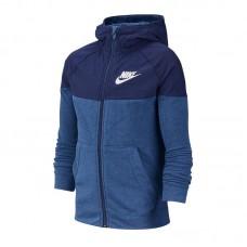 Nike JR NSW Hoodie FZ AV 410