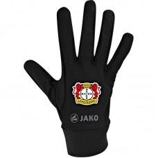Bayer 04 Leverkusen Funktionshandschuhe black