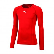 Puma JR LIGA Baselayer Tee LS 01