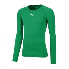 Puma JR LIGA Baselayer Tee LS 05