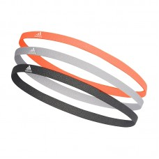 adidas 3 Pack Hairbands 217