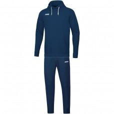 JAKO jogging suit base with hooded sweatshirt 09