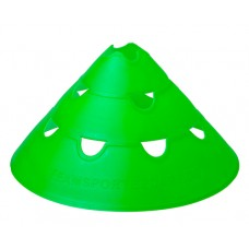 Jumbo Perforated Cones ø 30 cm single Green