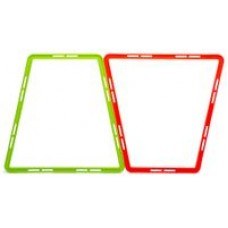 T-PRO Agility Trapeze 1 piece Neon Orange