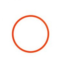 Coordination Ring ø 40 cm Red
