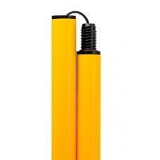 Hurdle bars (2 parts) - length: 170 cm