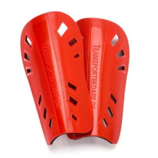 Shin Guards (Pair) – Red