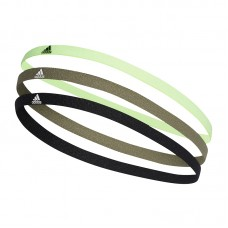 adidas 3 Pack Hairbands 215