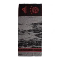 ADIDAS FC BAYERN TOWEL BLACK