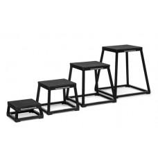 Plyobox (Sprungtrainer) - 4er Set Size: 15-30-45-60 cm