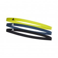 adidas 3 Pack Hairbands 310