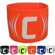 captain armband orange