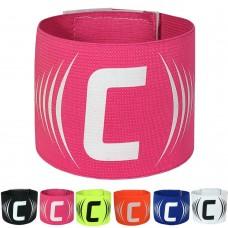 captain armband pink