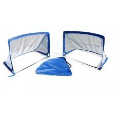 POP-UP FOOTBALL GOAL 1,2 X 0,8 M (2 PCS. + BAG)