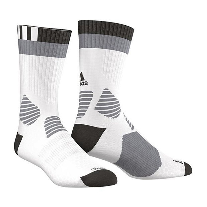 ADIDAS ID SOCK COMFORT TRAINING SOCKS 813